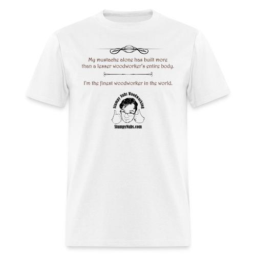 FINEST 11 png - Men's T-Shirt
