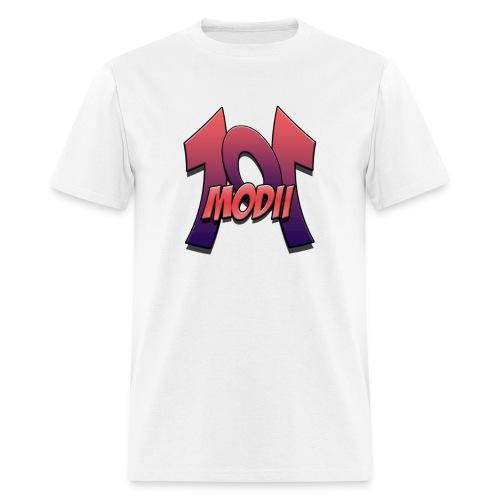 modii logo - Men's T-Shirt