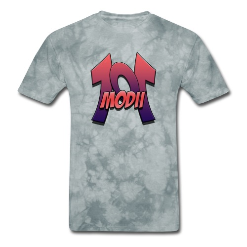 modii logo - Men's T-Shirt