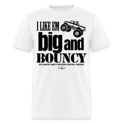 big and bouncy - Men's T-Shirt