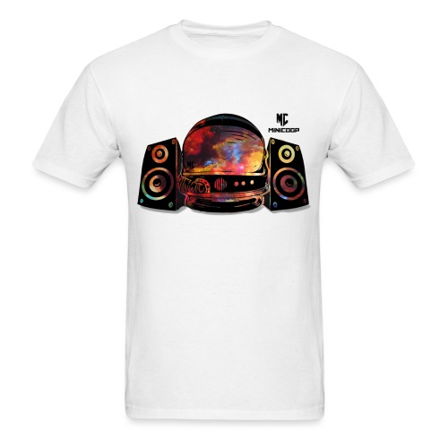 merch desgin white png - Men's T-Shirt