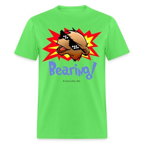 Bearing Thug Life Shades - Men's T-Shirt
