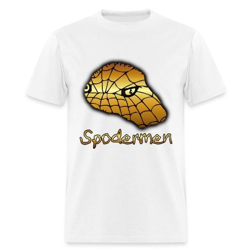 Exclusive Gold Spodermen - Men's T-Shirt