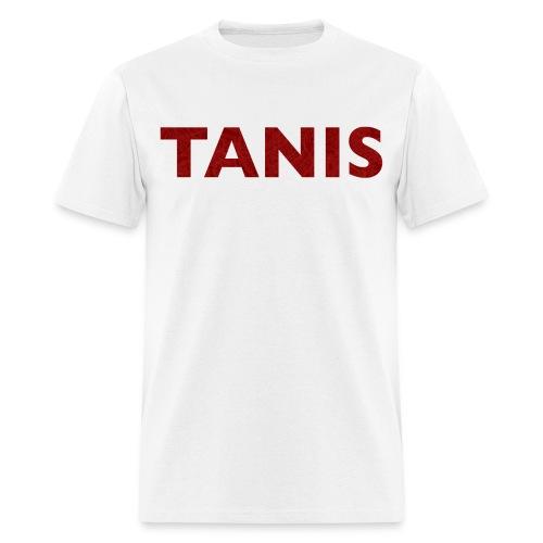 TANIS LETTERS TSHIRTb - Men's T-Shirt