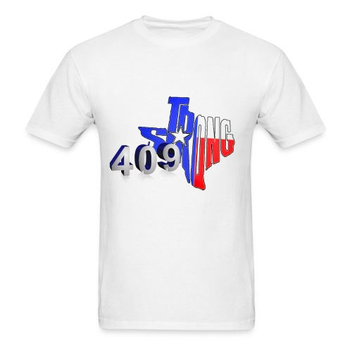 409 strong png - Men's T-Shirt
