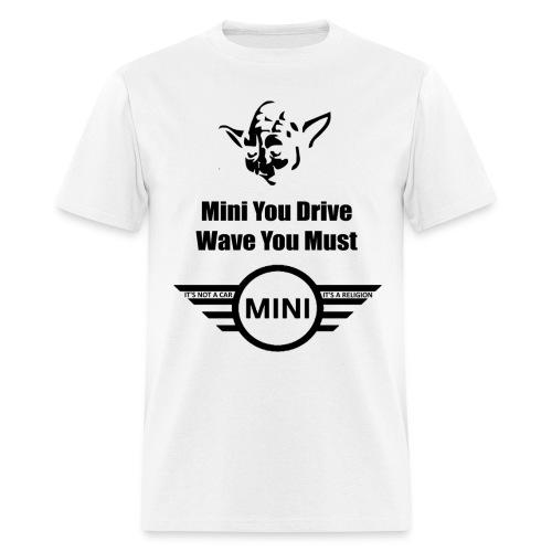 yoda wave - Men's T-Shirt