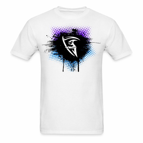 Splat Logo 2 - Men's T-Shirt