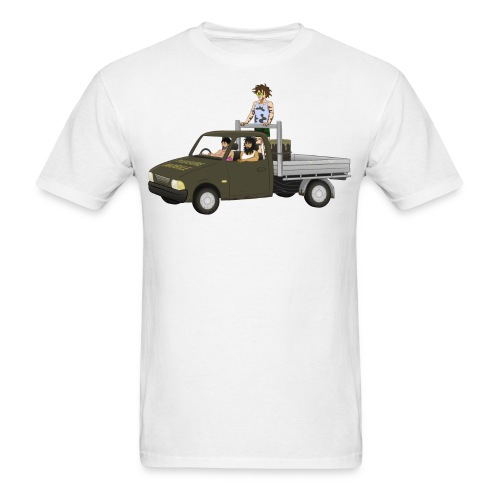 Pleasure Mobile - Men's T-Shirt