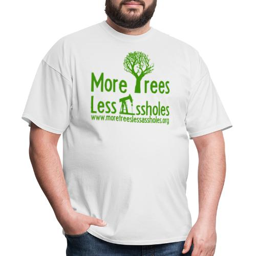 MTLA.org Green - Men's T-Shirt