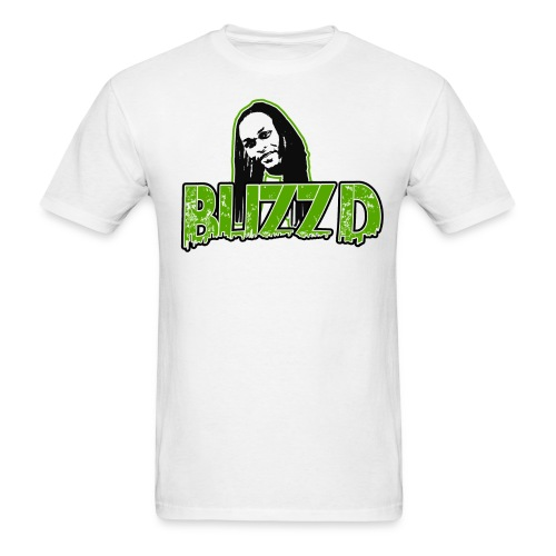 Blizz D Toon Head - Men's T-Shirt