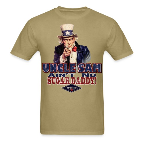 us sugar daddy - Men's T-Shirt