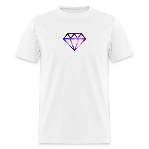The Galaxy Diamond - Men's T-Shirt