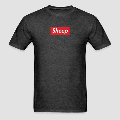 sheeplogo - Men's T-Shirt