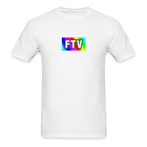 Rainbow white version - Men's T-Shirt