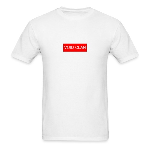VOID BOX LOGO - Men's T-Shirt