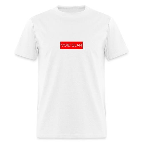 VOID BOX LOGO - Men's T-Shirt