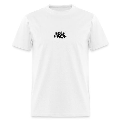 Krazy Hounds Wolfpack Paw Logo - Men's T-Shirt