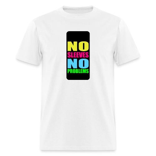 neonnosleevesiphone5 - Men's T-Shirt