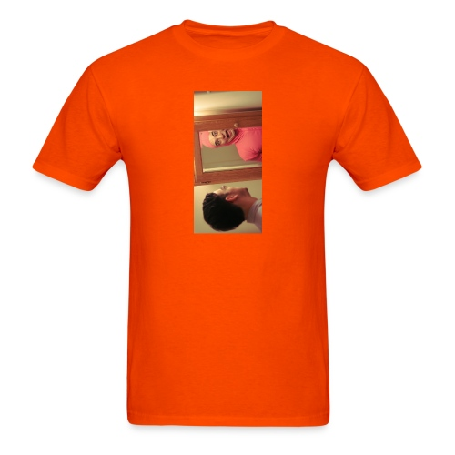 pinkiphone5 - Men's T-Shirt