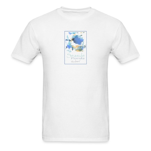 Seaside Shirt Design 5 - Men's T-Shirt