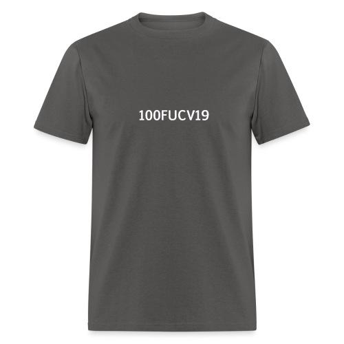 Run/Bike/Walk 100 - Men's T-Shirt