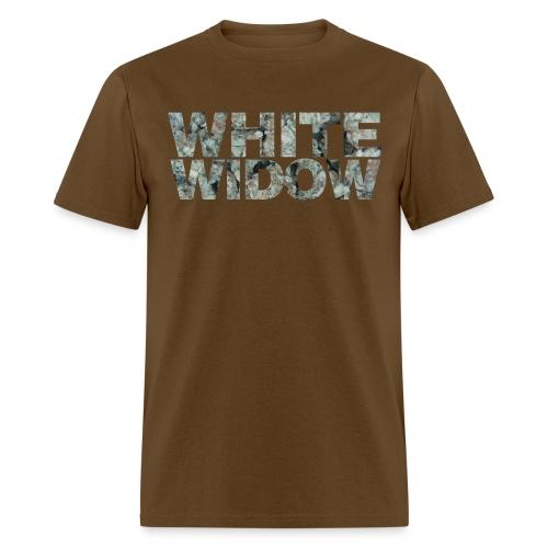 WHITE WIDOW.png - Men's T-Shirt