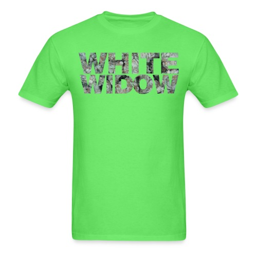 WHITE WIDOW.png - Men's T-Shirt