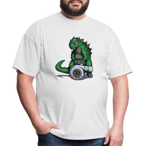 Godzilla Turbo Green - Men's T-Shirt