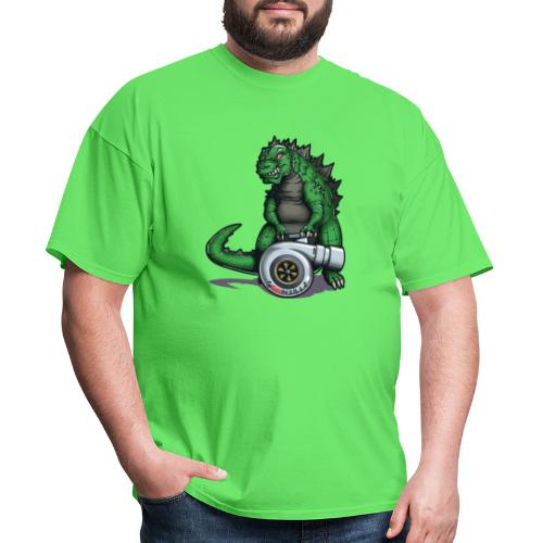 Godzilla Turbo Green - Men's T-Shirt
