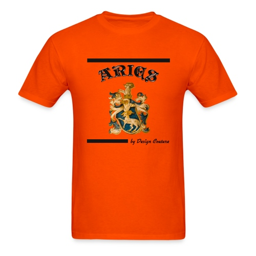ARIES BLACK - Men's T-Shirt