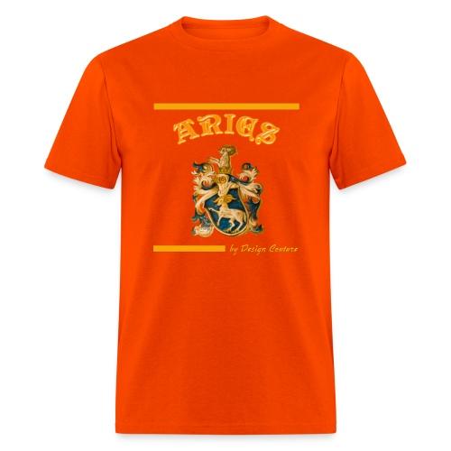 ARIES ORANGE - Men's T-Shirt