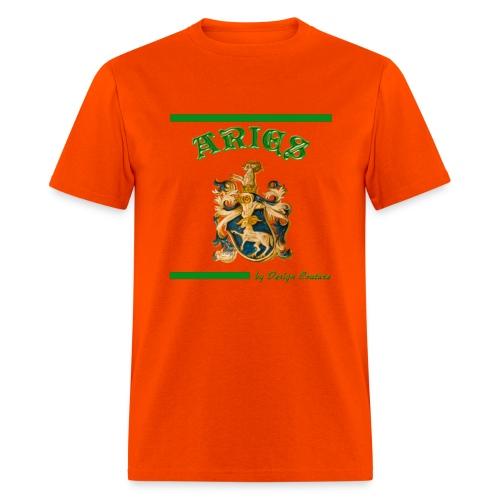 ARIES GREEN - Men's T-Shirt