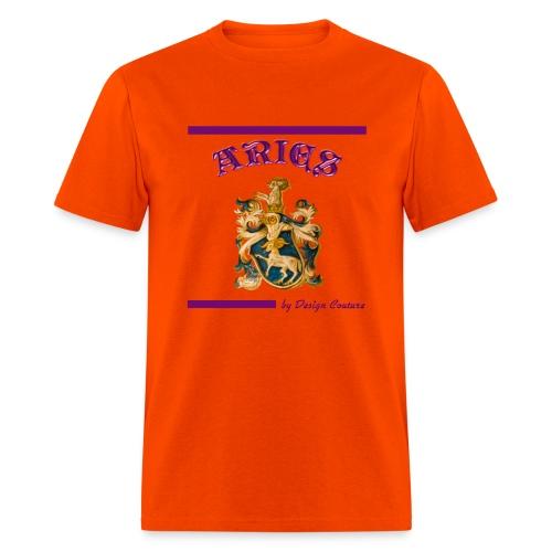 ARIES PURPLE - Men's T-Shirt