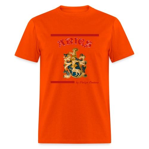 ARIES RED - Men's T-Shirt