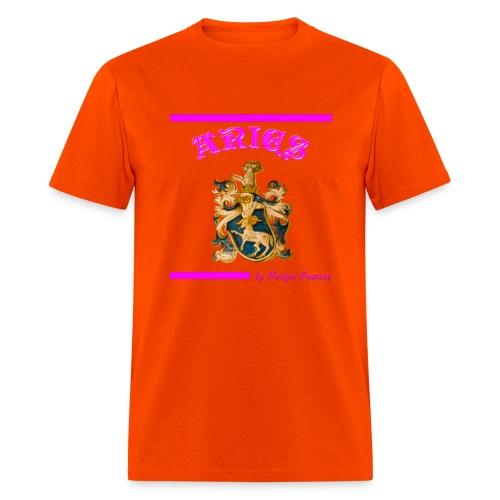 ARIES PINK - Men's T-Shirt