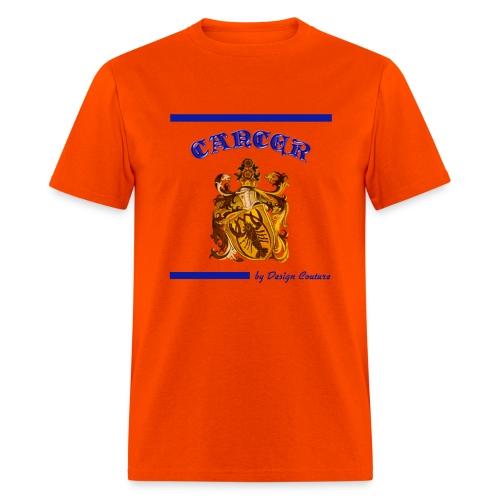 CANCER BLUE - Men's T-Shirt