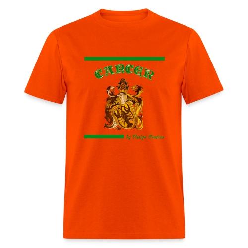 CANCER GREEN - Men's T-Shirt