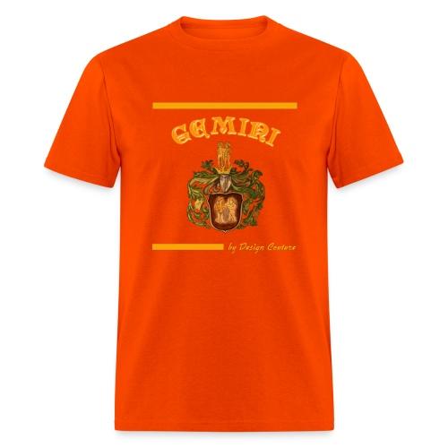 GEMINI ORANGE - Men's T-Shirt