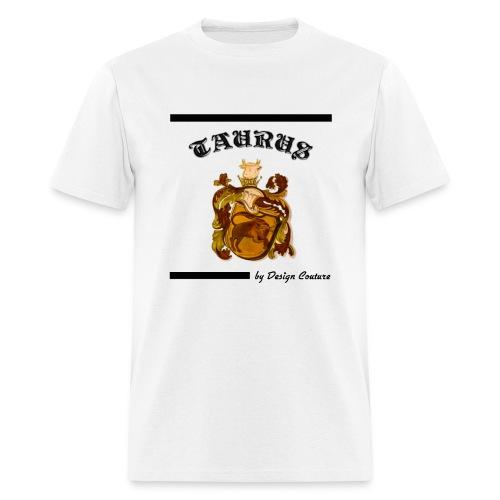 TAURUS BLACK - Men's T-Shirt