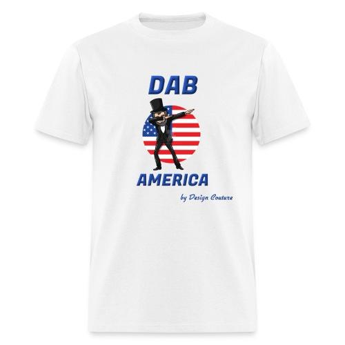 DAB AMERICA BLUE - Men's T-Shirt