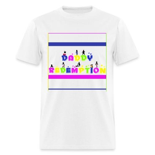 DADDY REDEMPTION T SHIRT TEMPLATE - Men's T-Shirt