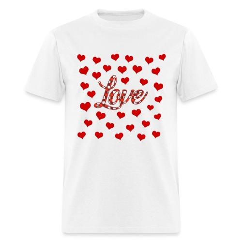 VALENTINES DAY GRAPHIC 3 - Men's T-Shirt