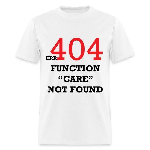 Missing Emotions - Men's T-Shirt