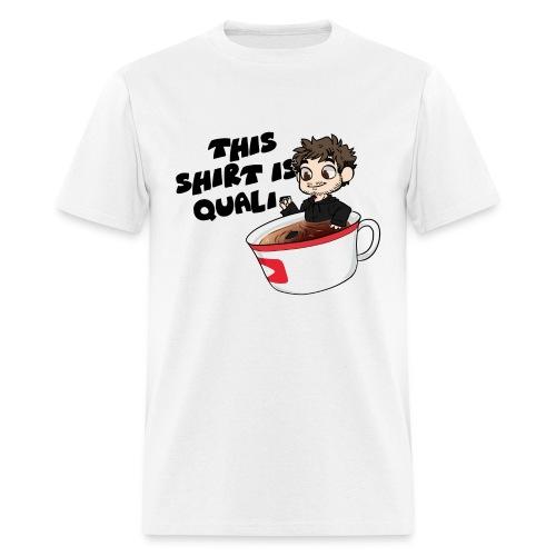 Yamimash_Tea_(haha get it - Men's T-Shirt
