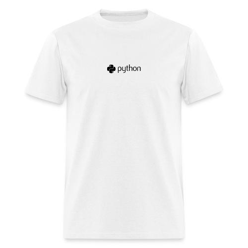 python logo - Men's T-Shirt