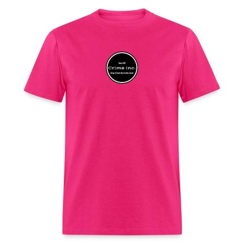 Crime Inc Small Design - Men's T-Shirt