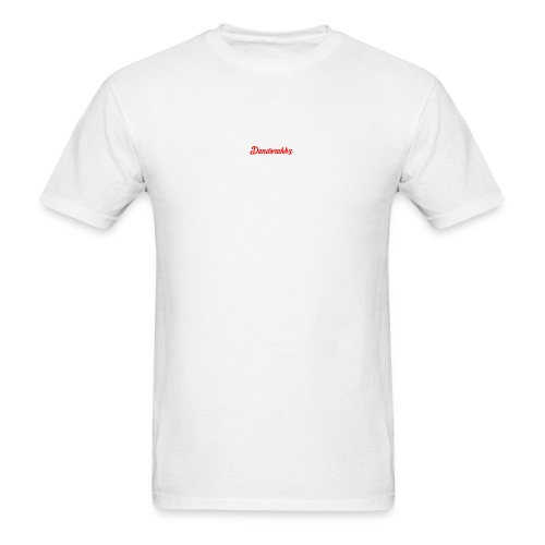 Logo Red - Men's T-Shirt