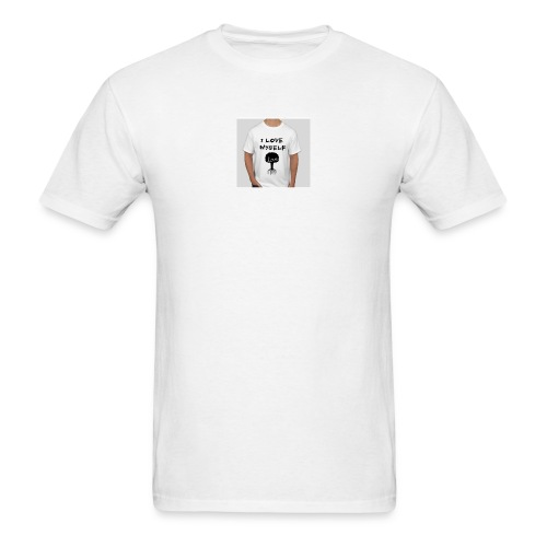 love myself - Men's T-Shirt