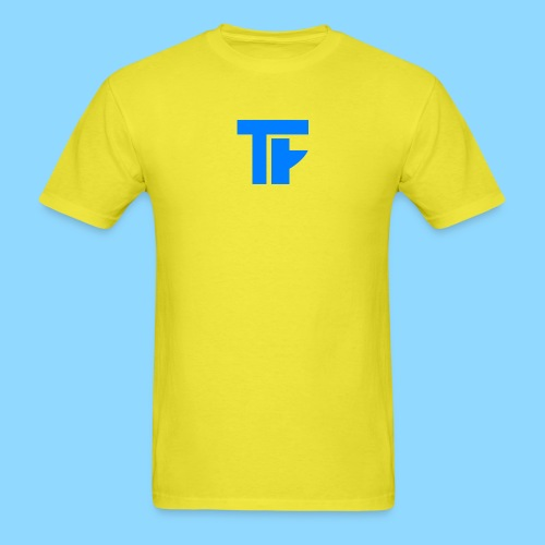 Team Friction Logo - Men's T-Shirt
