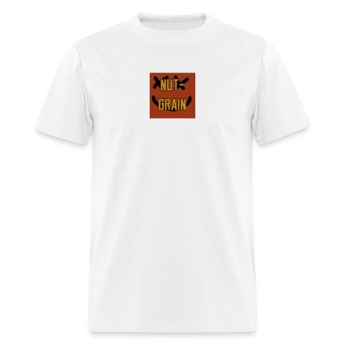 Nut-Grain - Men's T-Shirt